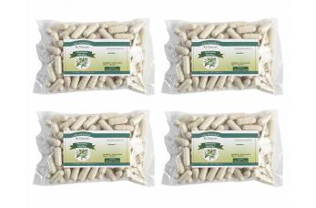 4 x 100 Pueraria capsules in folie verpakking