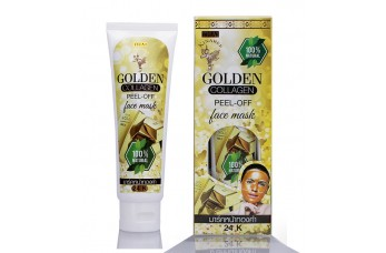 Golden collageen gezichtsmasker