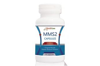 100 MMS2 capsules
